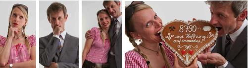 Lorenz K. und Nicole, Fotos © Johannes Gellner